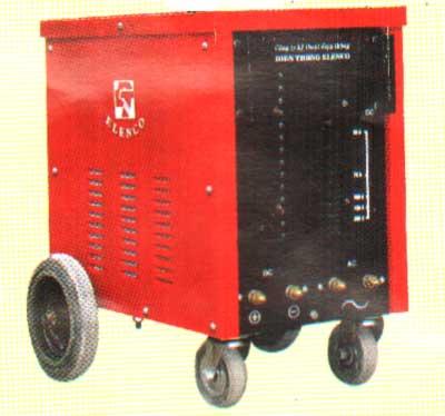 Máy hàn hồ quang 1 pha 1 chiều 200 ÷ 500 điều chỉnh vô cấp